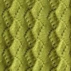 Japanese Lace Knitting Stitch